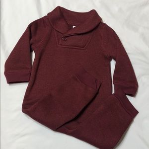 Cozy one piece for 6-12 month old